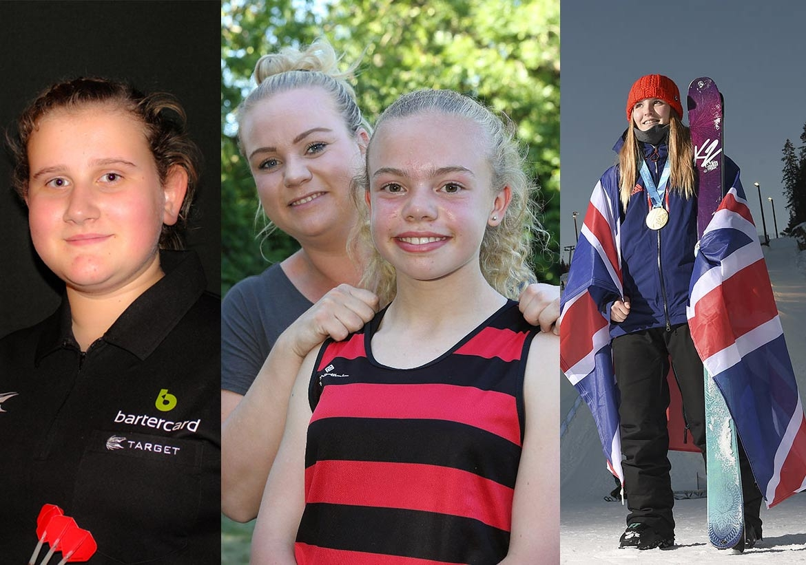 Our Young Sports Person of the Year finalists